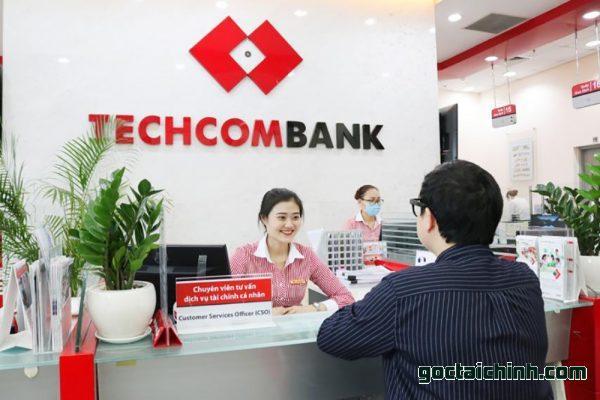 Vay 200 triệu tại Techcombank