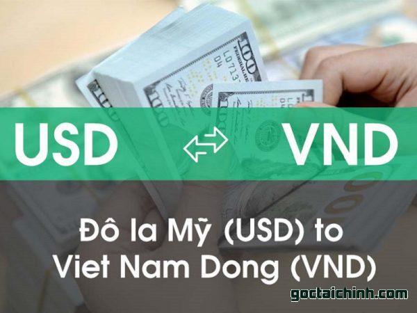 Quy đổi 1$ bằng ba nhiêu tiền Việt ở đâu uy tín