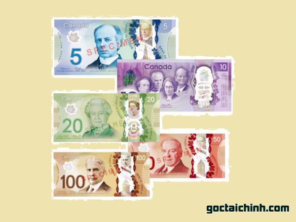 Đôi nét về đồng đô la Canada