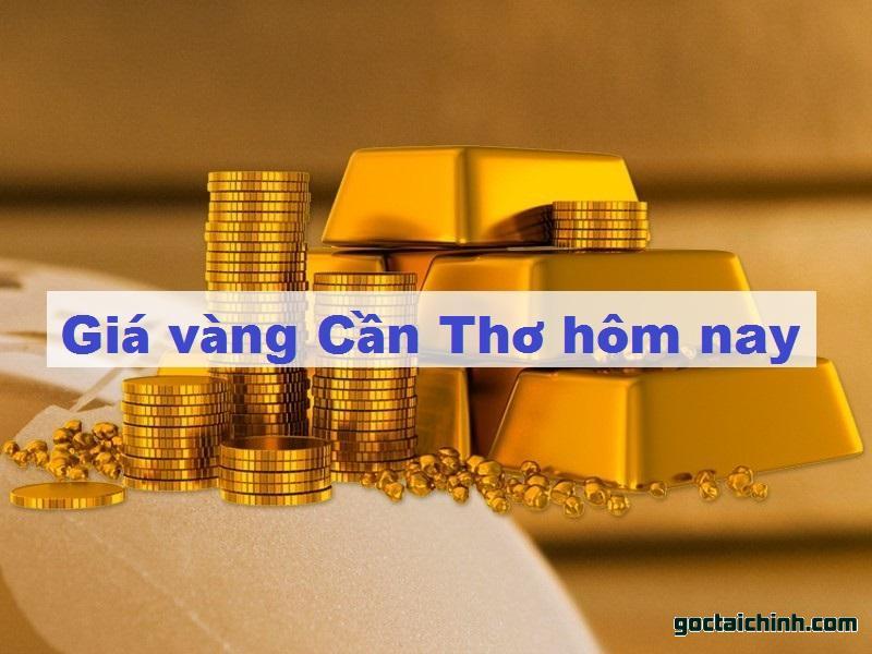 Cập nhật giá vàng Cần Thơ – Hội kim hoàn Cần Thơ