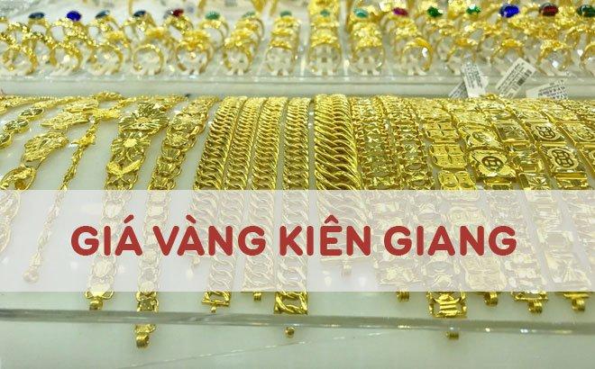 giá vàng kiên giang